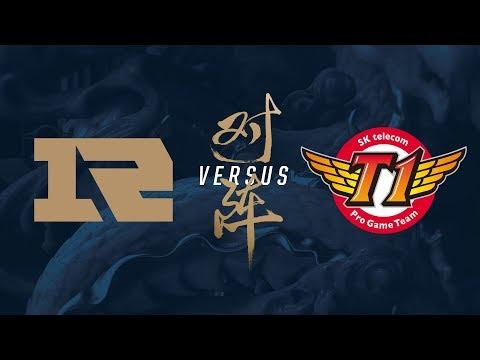 RNG vs. SKT | Semifinals Game 2 | 2017 World Championship | Royal Never Give Up vs SK telecom T1