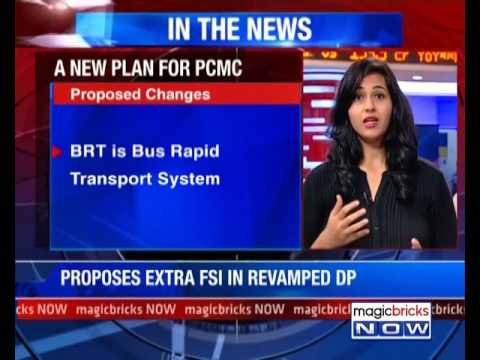 PCMC proposes extra FSI in revamped development plan - The Property News