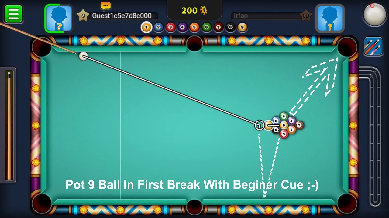 8 Ball Pool Cheats Android 2018 8 ball pool cheat instant win