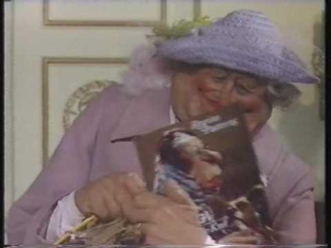 Spitting Image Queen Mother Mafia Assassin