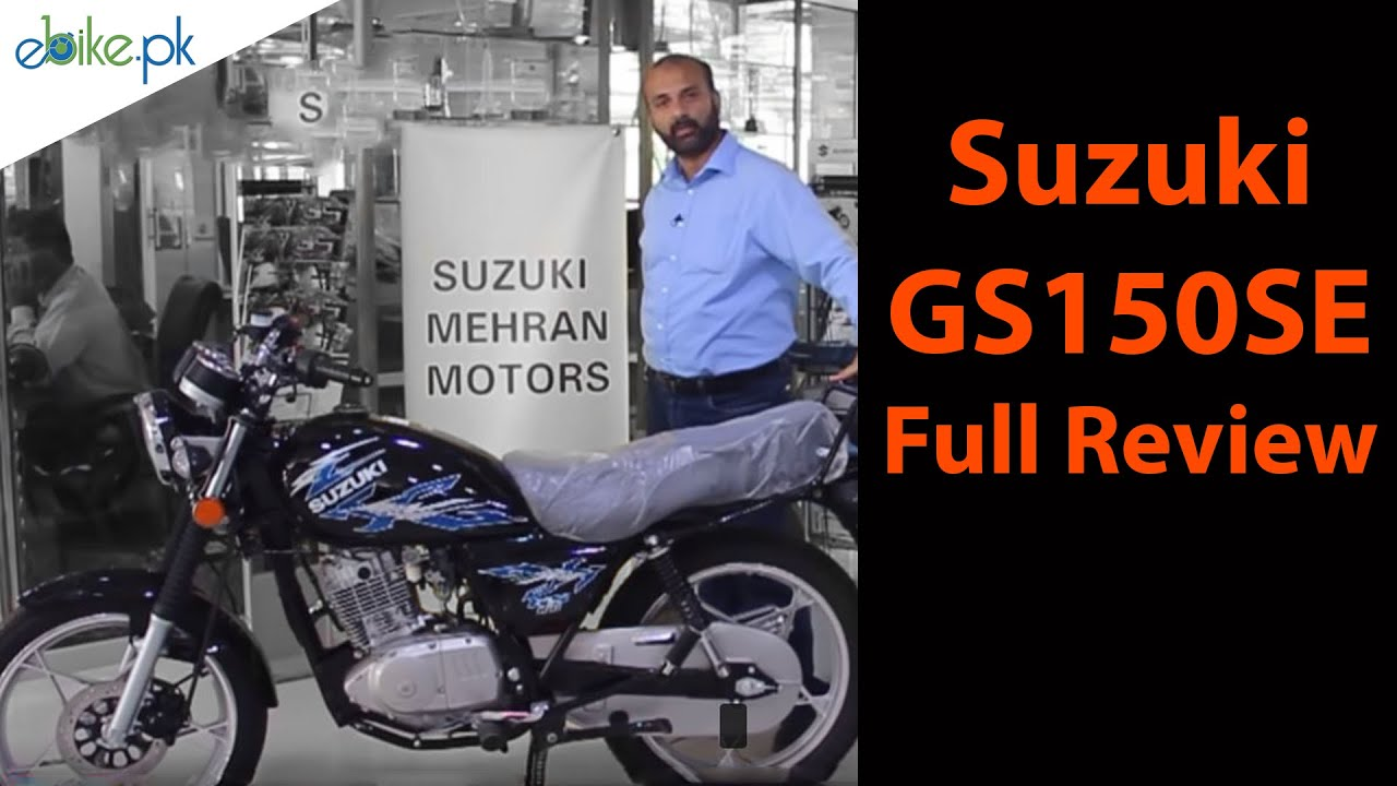 Suzuki Gs  Se Price In Pakistan