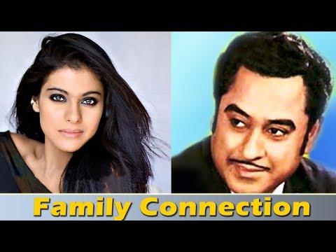 Kishore Kumar Is Kajol's Nana !!