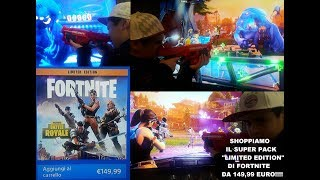 FORTNITE LIMITED EDITION PACK FROM AUD 149.99 SHOPTOTO TO THE BIG!!!!!!! EPIC&UNMISSE!!!!!