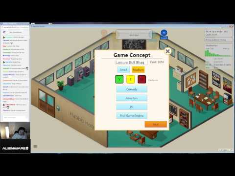 [Game Dev Tycoon]: We hire Mark Part 3