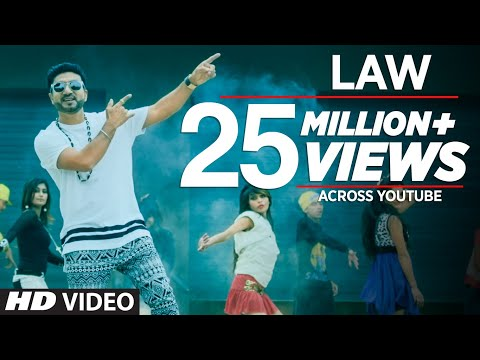Thumbnail: Law Full Video (Official) Preet Harpal | Album: Waqt | New Punjabi Songs