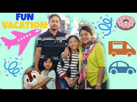 Fun Vacation with Kids Roaming Around DOTONBORI