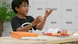 These Kids Are Learning to Code With DIY Computer Kits