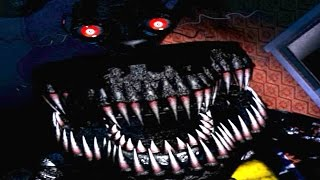 Five Nights at Freddy's 4 NIGHTMARE Jumpscare