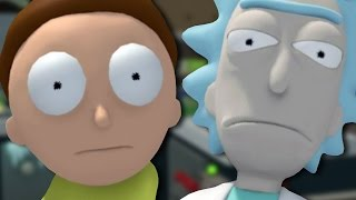 BECOME A MORTY CLONE - Rick and Morty: Virtual Rickality