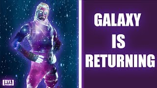 The Galaxy Skin Is COMING Back to Fortnite!