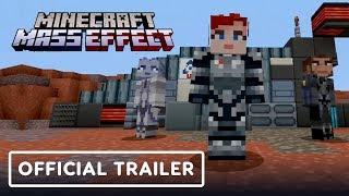 Minecraft Mass Effect Mash-Up - Official Trailer