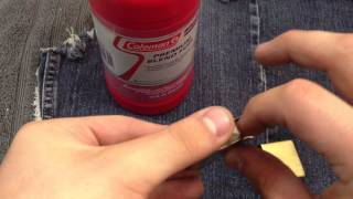 Zippo Myth 8 Coleman Camp Fuel