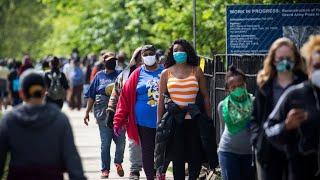 Coronavirus cases rise as states reopen