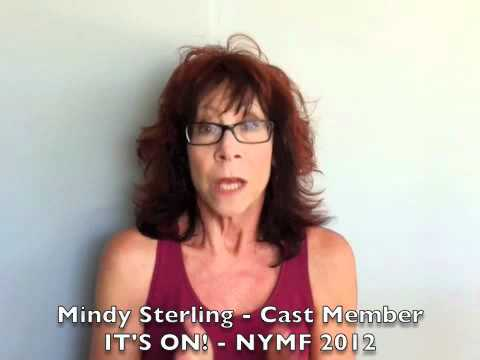 MINDY STERLING of Austin Powers WANTS YOU TO HELP IT'S ON!