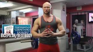 Фитнес и бодибилдинг уроки для начинающих  Получи бесплатно, Качаем Мышцы