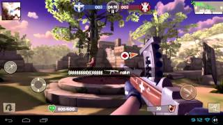 Blitz Brigade - Android HD Gameplay - GoGamers.pl