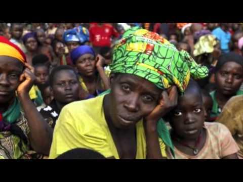 SUB SAHARAN AFRICA 2040