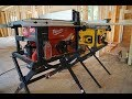 Cordless Table Saw – DEWALT vs. Milwaukee