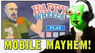 ZGW PLAYS: Happy Wheels iOS - DON