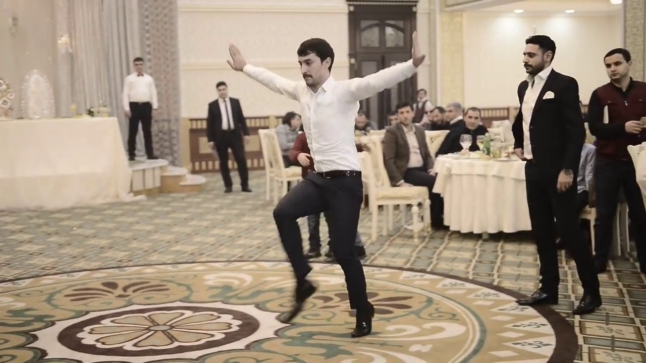 Download Craziest Dance In The World!! Unbelievable Speed of the Azeri Dance! Must See