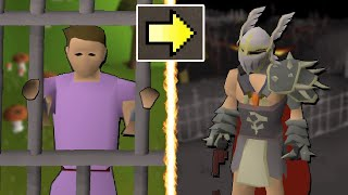 Gridlocked: The 1500 Hour RuneScape Journey