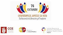 Celebración del Día Nacional de la Donación y el Transplante en la CCE