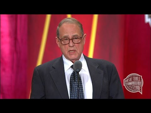 Jerry Reinsdorf's Basketball Hall of Fame Enshrinement Speech