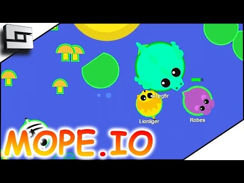MOPE.IO – SUPER DRAGON!