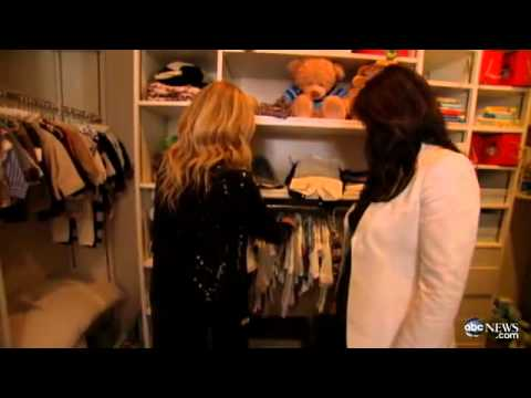 Rachel Zoe's baby boy has a walk-in closet (and a Gucci Bomber Jacket)