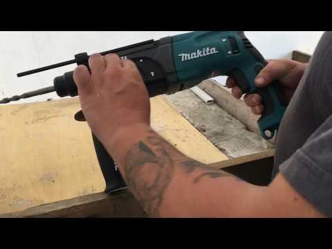 Makita Rotomartillo SDS electro-neumático HR2470X6 en Sodimac