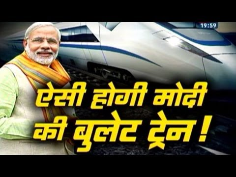 What Travelling In Modi's 'bullet Train' Would Mean?