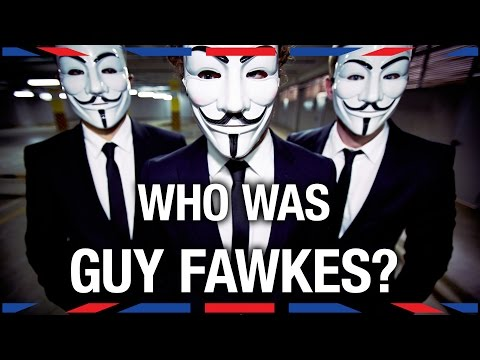 Who Was Guy Fawkes? - Anglophenia Ep 18