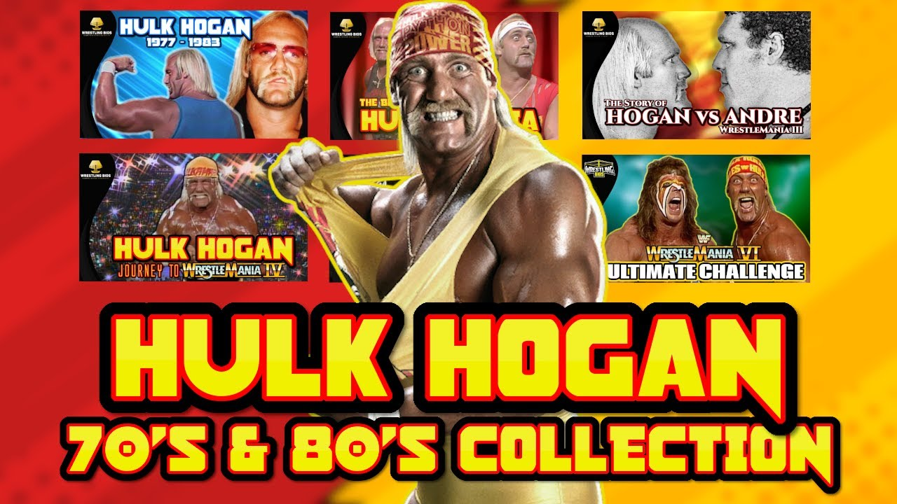 Hulk Hogan - The Complete 70s and 80s Collection