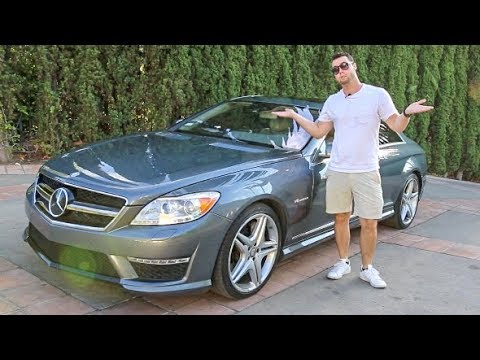 Is The CL63 AMG Better Than An S63 Coupe For Only $60,000?