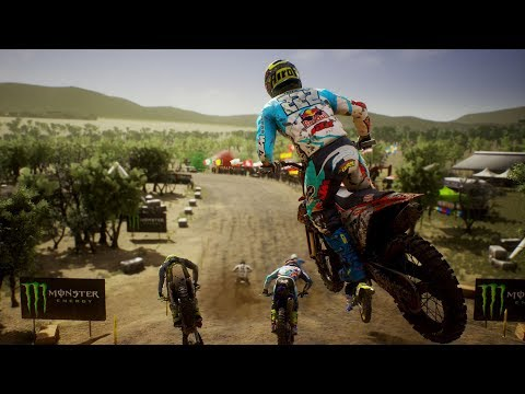 MXGP 3 - The Official Motocross Videogame - Leon | Mexico MXGP Gameplay (PS4 HD) [1080p60FPS]