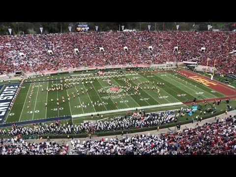 USC Trojan Marching Band 2017 Rose Bowl Game · Ladies of Pop 2016
