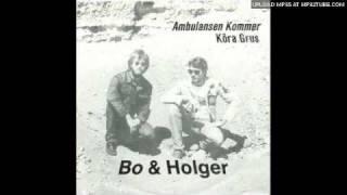 Bo och Holger - Köra Grus