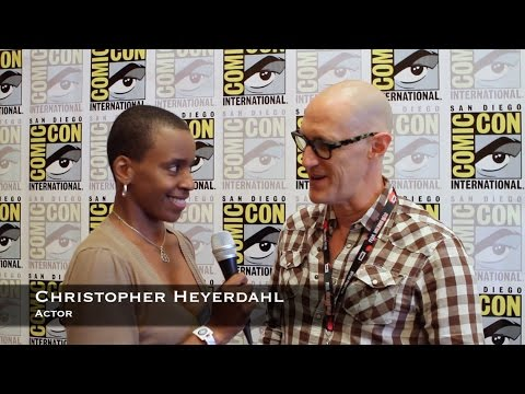 60 Seconds with Christopher Heyerdahl
