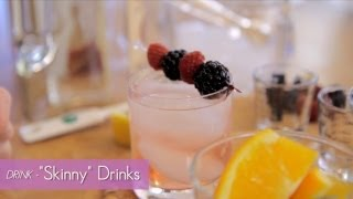 How to Make Skinny Drinks - Let