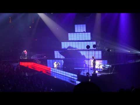 Muse  -- Unnatural Selection and Uprising -- Verizon Center , Washington, DC September 11, 2013