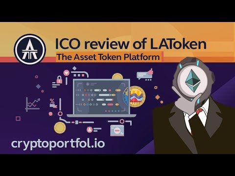 ICO Review of LAToken ($LAT) Tokenization of real-world assets