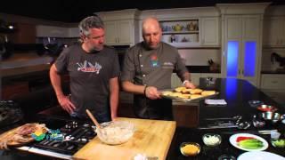 Florida Crab Burgers - Gulf Coast Seafood - Recipes