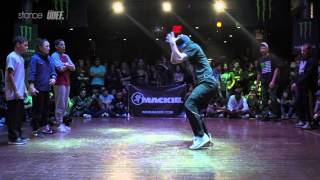 Styles Confidential vs Topside Illusions  [quarters] // .stance x udeftour.org // Evolution 2015