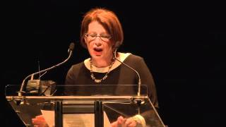 Penny Gurstein speaks at Sam Sullivan's May 2011 Public Salon