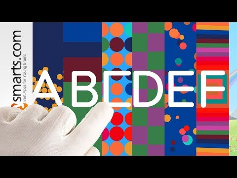 Musical Alphabet for Kids with Bubl ABC - educational app video