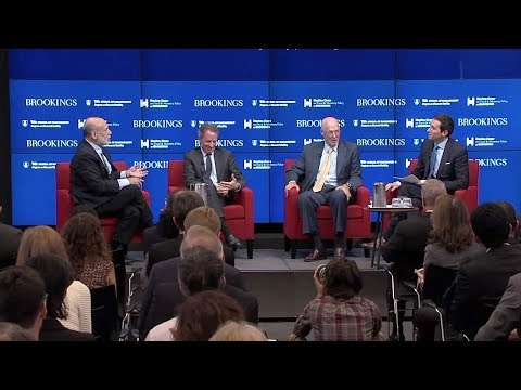 Ben Bernanke on quantitative easing's effects on inequality