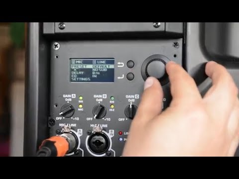 QSC K10.2 Demo Review