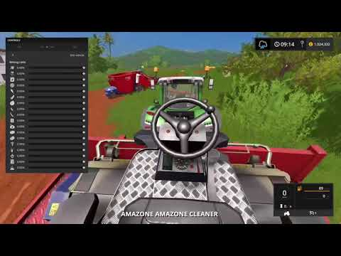 efa1e25c316 New cleaner mods in Farming Simulator 17 Amazone profihopper cleaner and  more - YouTube