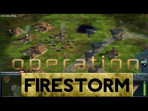 Operation Firestorm Mod! - Command And Conquer Generals: Zero Hour
