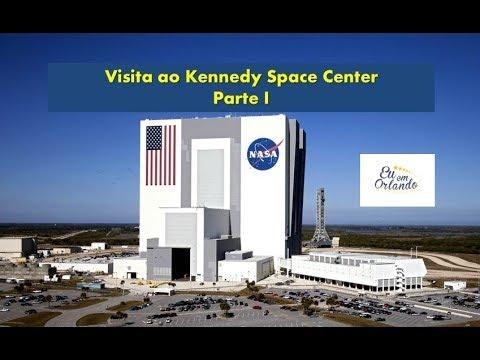 Kennedy Space Center Visitor Complex - KSC - Nasa - Parte 1